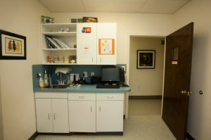 Adamstown Veterinary Hospital Examination Room 3