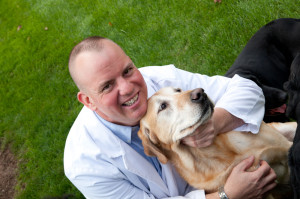 Dr. John O'Neill Veterinarian at Adamstown Veterinary Hospital
