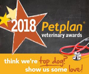 2018 Pet Plan Awards